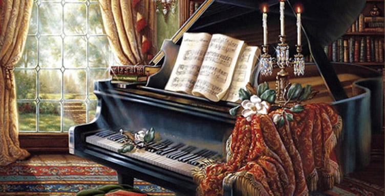 Họ cười nhạo khi tôi ngồi bên cây đàn piano - John Caples - banner - Phan Nguyễn Khánh Đan