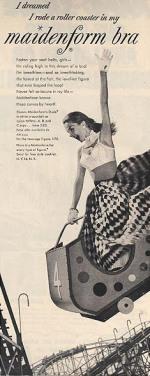 Quảng cáo nội y Maidenform trên tạp chí Life vào năm 1953 - blog Nghệ Thuật Viết Quảng Cáo